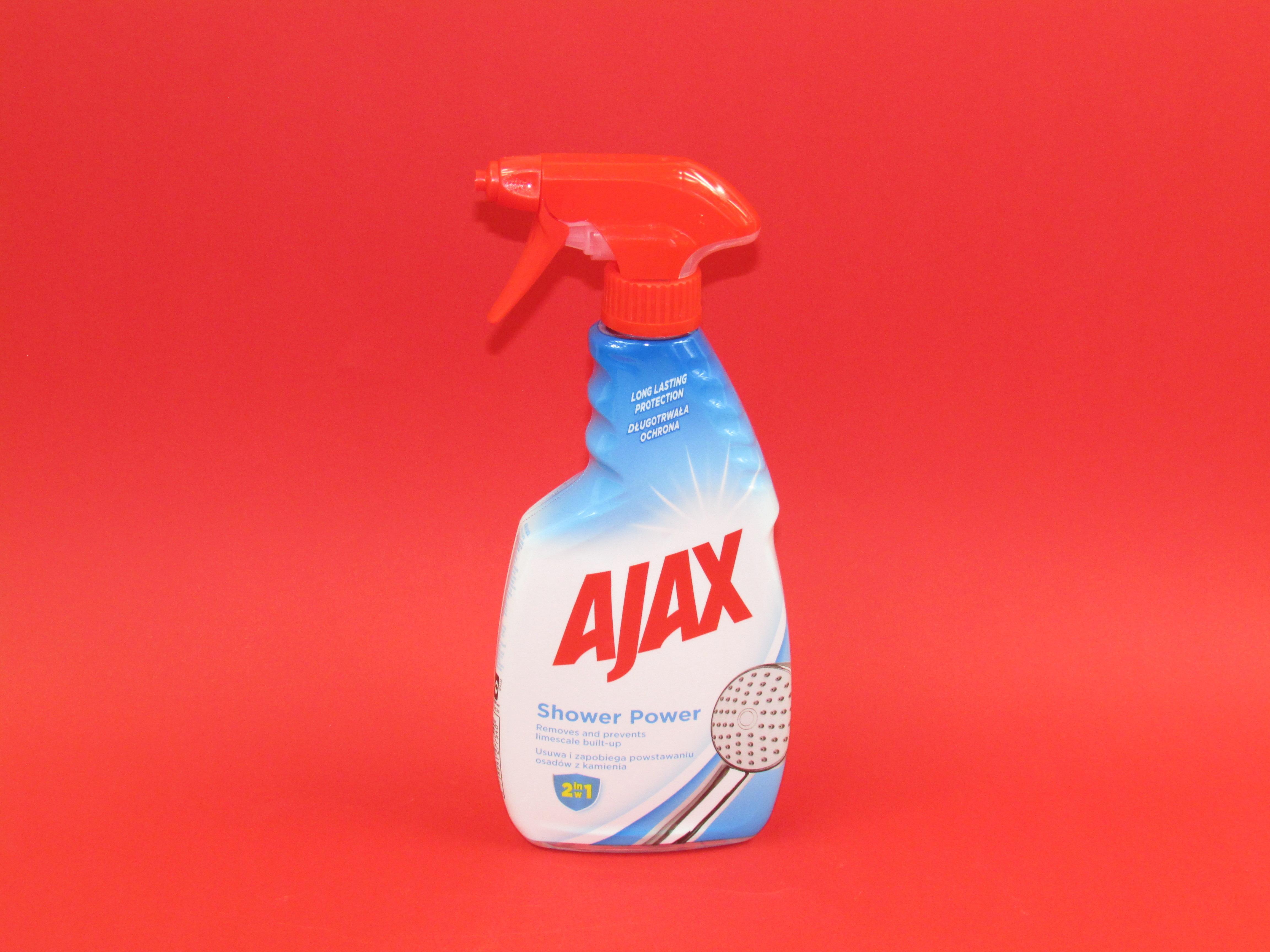 Ajax spray 2w1 do usuwania osadów z kamienia 500 ml
